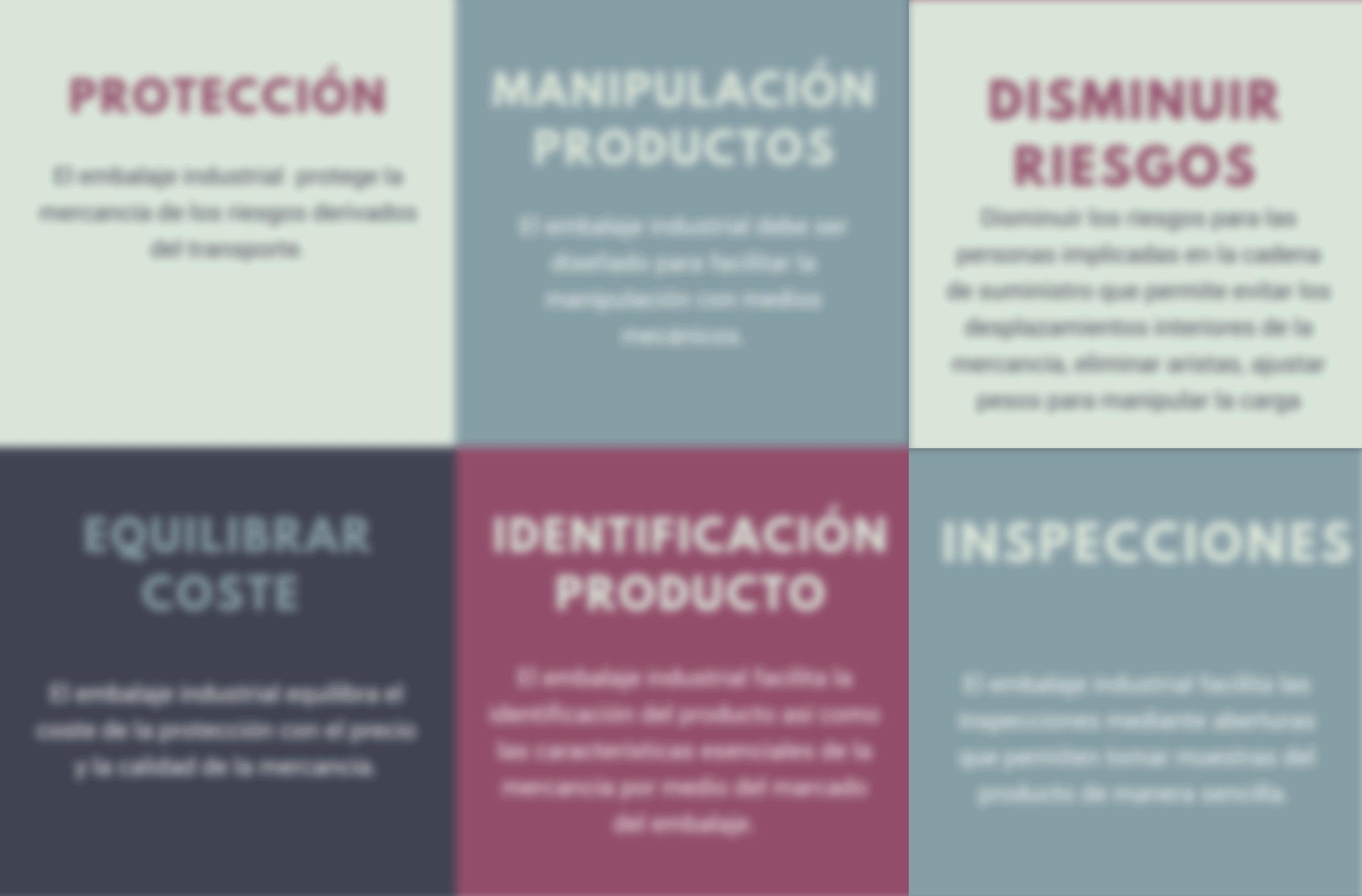 LA IMPORTANCIA DEL EMBALAJE INDUSTRIAL EN LA ENTREGA DE MERCANCÍAS