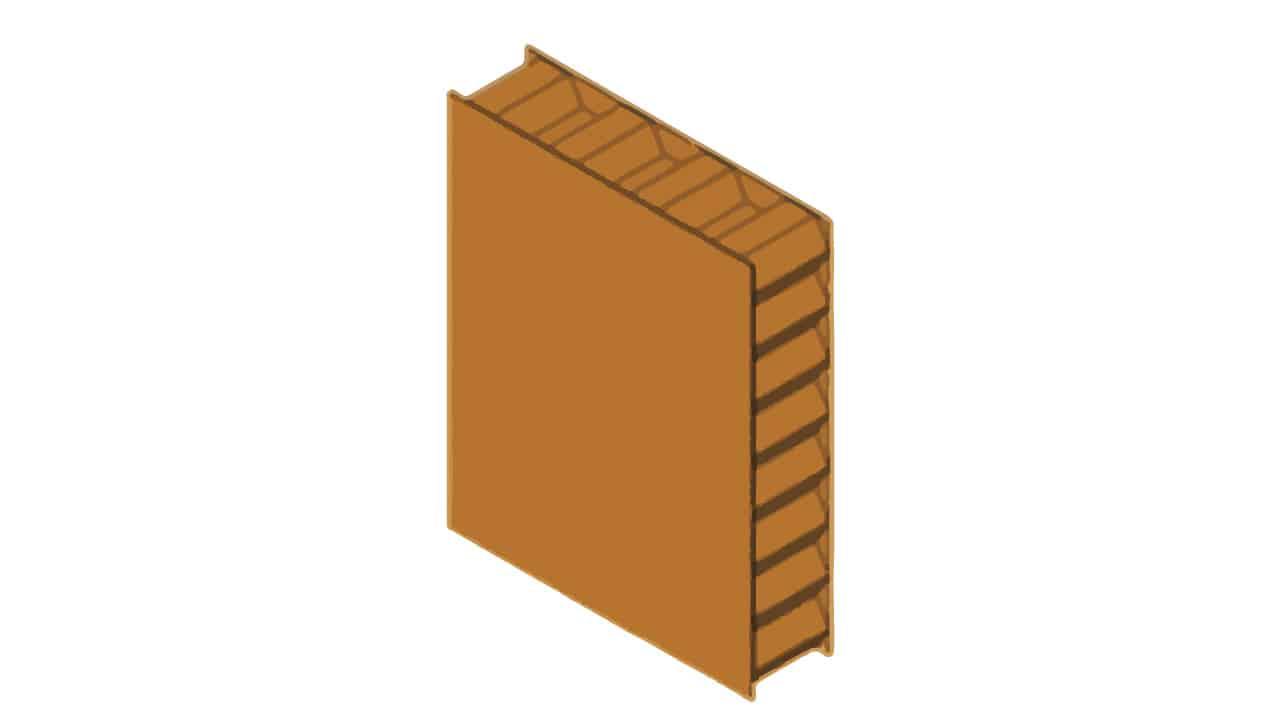 Separadores de cartón Embalajes